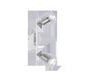 Kryptinis šviestuvas Reality Evian R80032031, 2 x 28 W, GU10