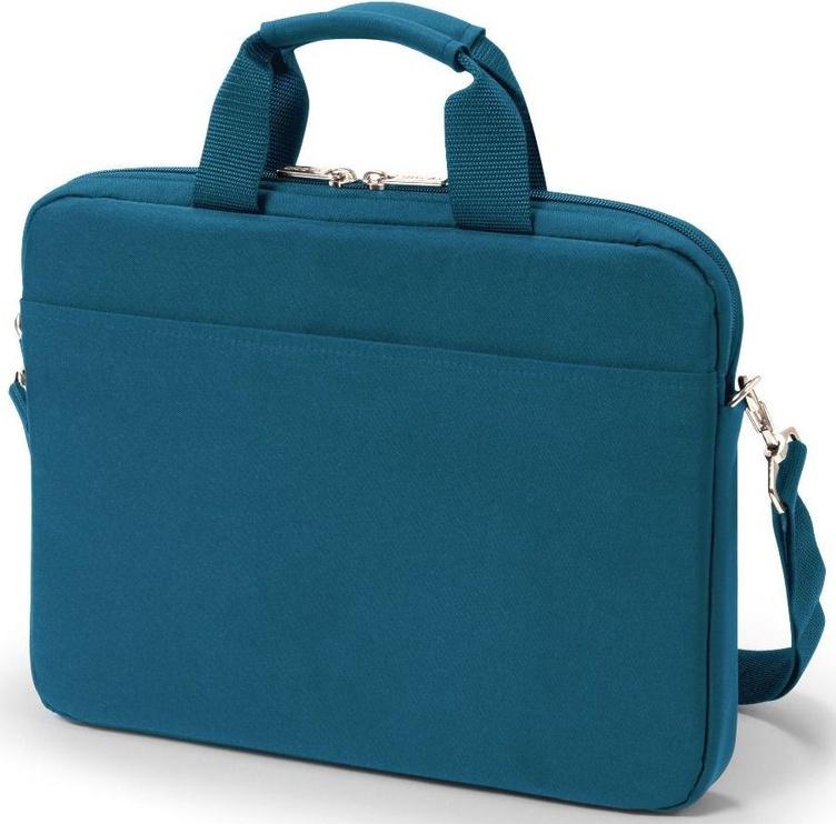 "Dicota Slim Case Base 15-15.6"" Blue"