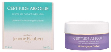 Крем для лица Jeanne Piaubert Certitude Absolue Ultra Anti Wrinkle Night Cream, 50 мл