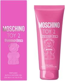 Dušas želeja Moschino Toy, 200 ml