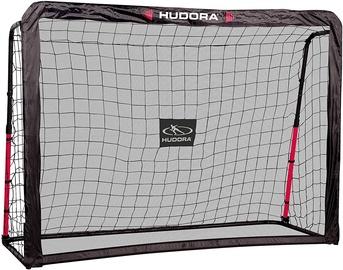 Futbola vārti Hudora Rebound, 760 mm x 2130 mm