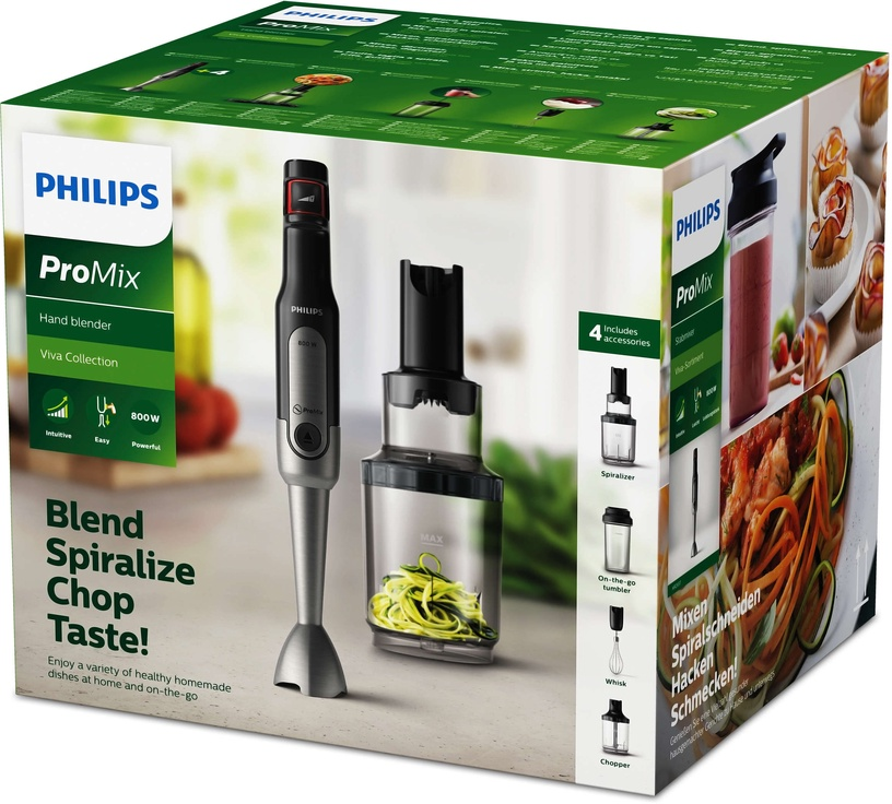 Saumikser Philips Viva Collection ProMix HR2657/90