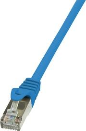 LogiLink Patch Cable Cat.6 F/UTP EconLine 2m Blue