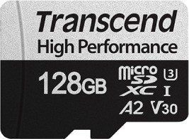 Transcend 330S microSDXC 128GB + Adapter