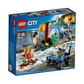 Konstruktor LEGO City, Mägedesse põgenejad 60171
