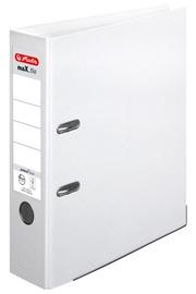 Herlitz Max File A4/8cm White