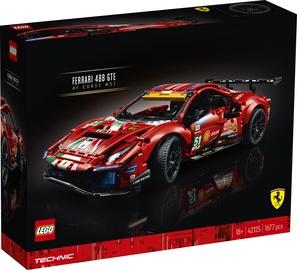 Konstruktorius LEGO Technic Ferrari 488 GTE 42125