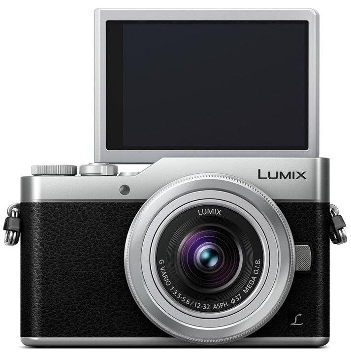 Panasonic LUMIX G DC-GX800 Black/Silver