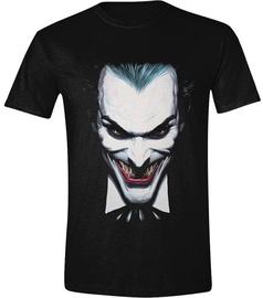 Licenced Batman Alex Ross Joker T-Shirt Black M