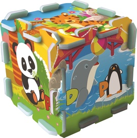 Dėlionė Trefl Floor Puzzle Zoo Fun 60695