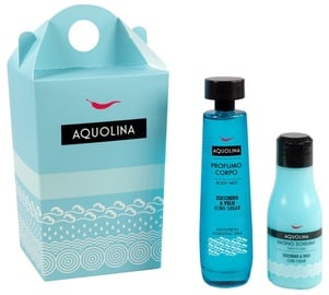 Rinkinys Aquolina Kit Icing Sugar Bath Foam, 125 ml + Body Mist, 100 ml