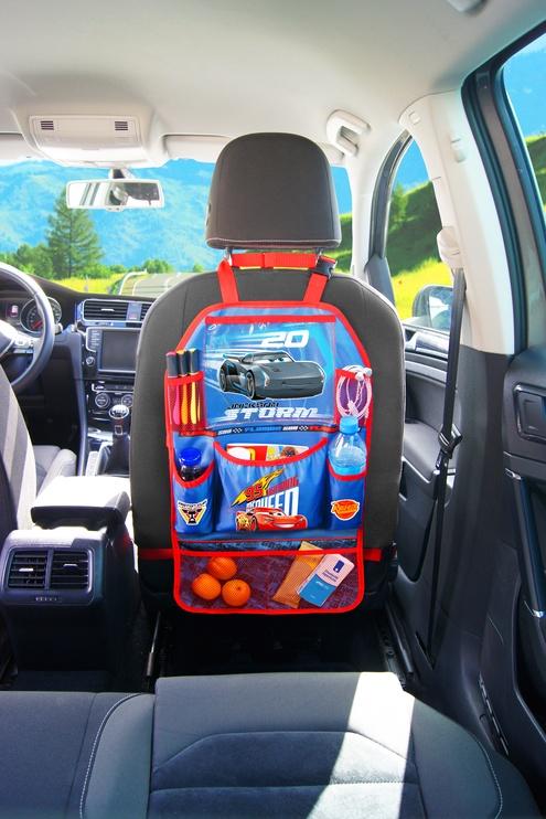 Disney Cars 9510 2in1 Backseat And Stroller Organizer
