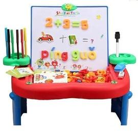 Žaislinė magnetinė lenta su stalu, nuo 3m.