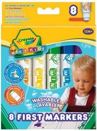 Crayola MiniKids First Markers 8pcs