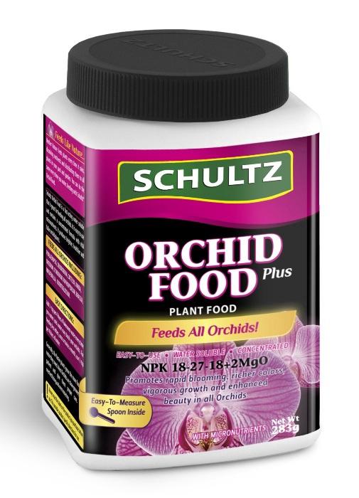 Trąšos orchidėjoms Schultz, 283 g