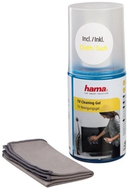Hama Cleaning Gel+Microfibre Cloth 200ml