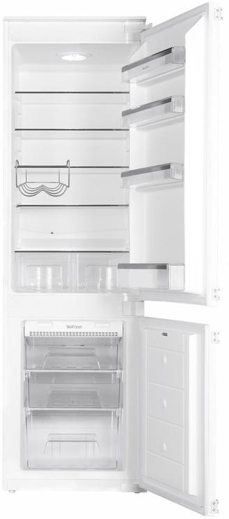 Įmontuojamas šaldytuvas Amica BK3165.4