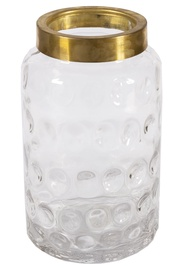 Home4you Luxo Vase D15x26cm Gold