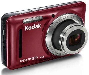 Kodak PixPro X53 Digital Camera Red