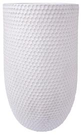 Home4you Flower Pot Cubo-2 D34xH55cm White