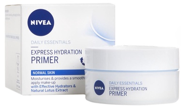 Nivea Daily Essentials Starter Express Hydratation Primer 50ml Normal To Combinated Skin