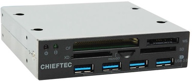 Chieftec CRD-801H All in One Card Reader + USB 3.0