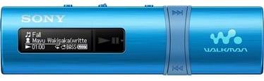 Grotuvas mp3 Sony NWZ-B183F/L 4gb blue