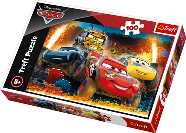 Пазл Disney Cars 3 Extreme Race 16358, 100 шт.