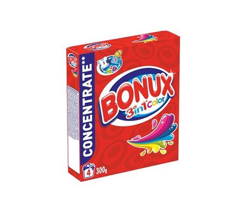Skalbimo milteliai Bonux Color, 300 g