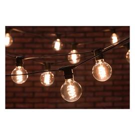 Valguskett Finnlumor 10 lampi