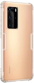 Nillkin Nature Gel Ultra Slim Back Case For Huawei P40 Pro Transparent
