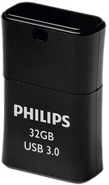 Philips Pico Edition 32GB USB 2.0 Black