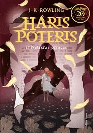 Knyga Haris Poteris ir Netikras Princas. 6 dalis