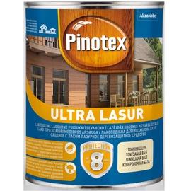 Impregnantas Pinotex Ultra Lasur EU, riešuto spalvos, 1 l