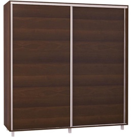 Bodzio Sliding Wardobe SZP200 200x210 Walnut