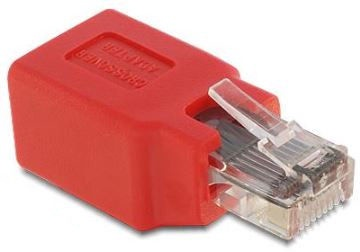 Delock Crossover Adapter Red