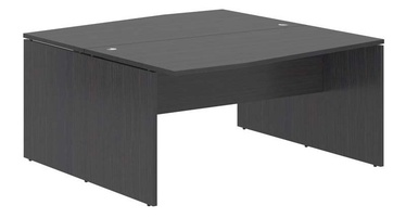 Skyland Xten X2CT 169.2 Double Work Desk Legno Dark