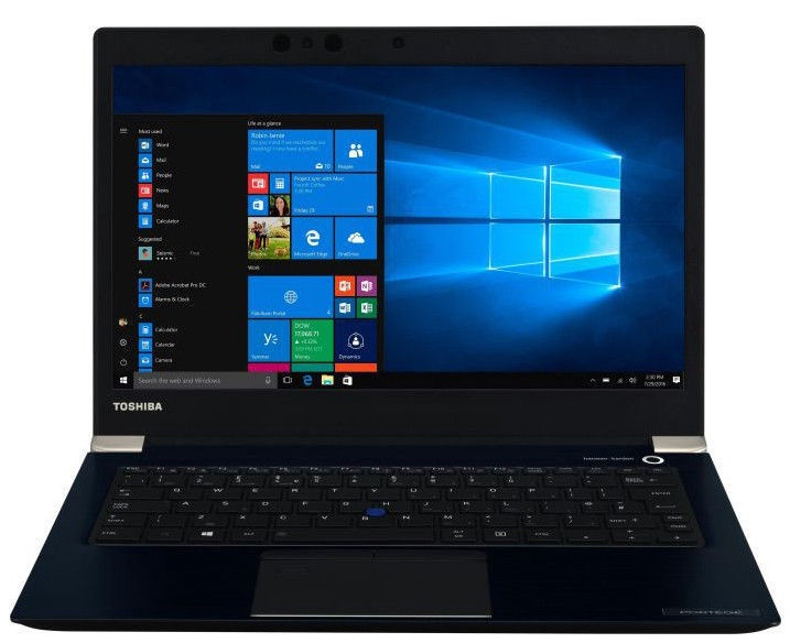 Nešiojamas kompiuteris Toshiba Portege X30-D-10J PT272E-00K00PPL