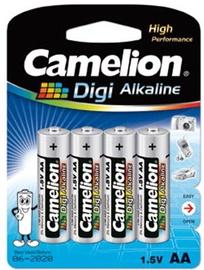 Camelion AA Digi Alkaline x4