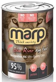 Marp Think Variety Blue River Salmon & Turkey & Buffalo 400g