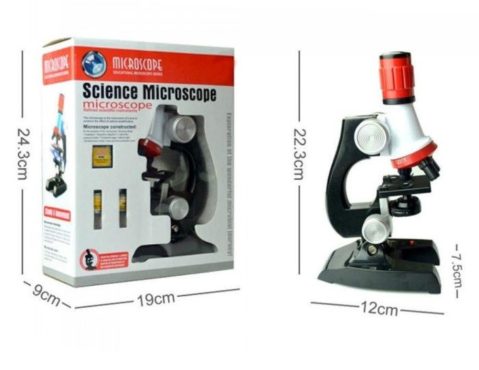 Microscope Science Microscope With LED Set