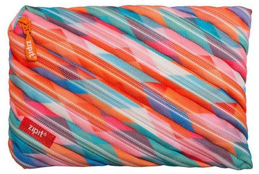 ZIPIT Pencil Case Colorz Jumbo Pouch Red/Blue