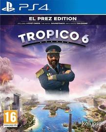 Игра для PlayStation 4 (PS4) Tropico 6 El Prez Edition PS4