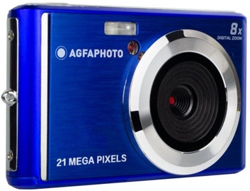 AgfaPhoto DC5200 Digital Camera Blue