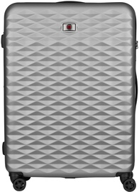 Wenger Lumen Hardside Luggage 96l Grey