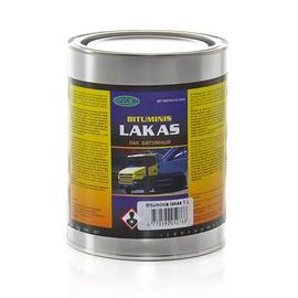 Bituumenlakk korrosioonitõrjeks Savex, 1l