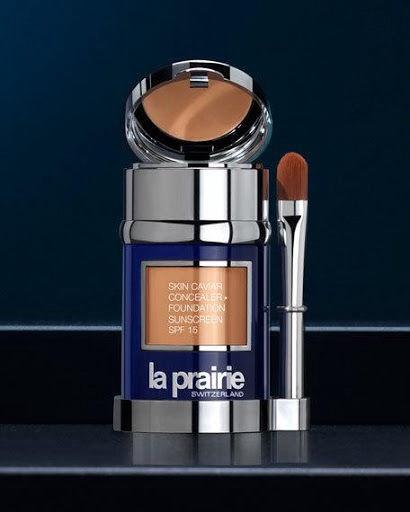 La Prairie Skin Caviar Concealer Foundation SPF15 30ml W50 Mocha