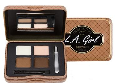 L.A. Girl Inspiring Brow Kit Palette 2.4g 342
