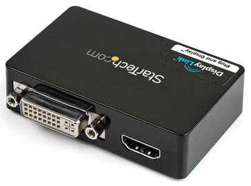 Adapter StarTech USB32HDDVII, USB 3.0 / HDMI / DVI