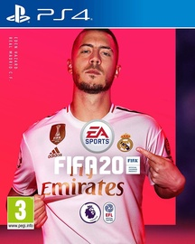 FIFA 20 incl. Russian Audio PS4
